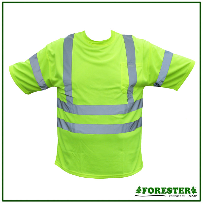 Hi Vis Safety T Shirt 9051c3