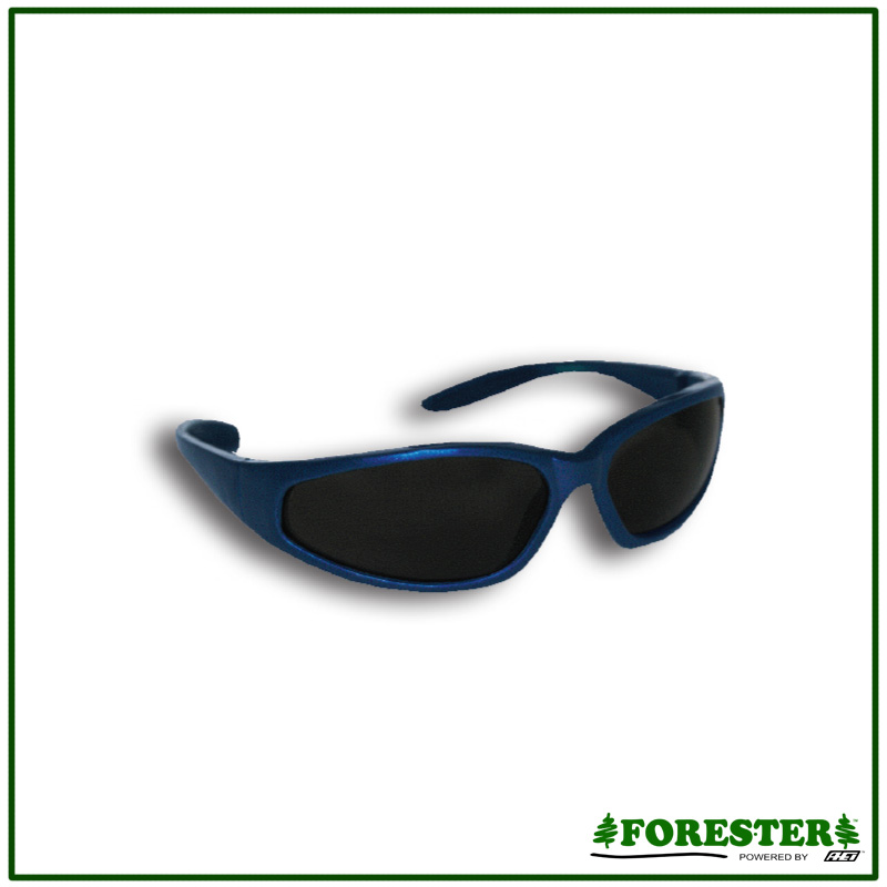 Colored Frame Safety Glasses : (12) Colored Frame Safety Glasses #FORESTER-52