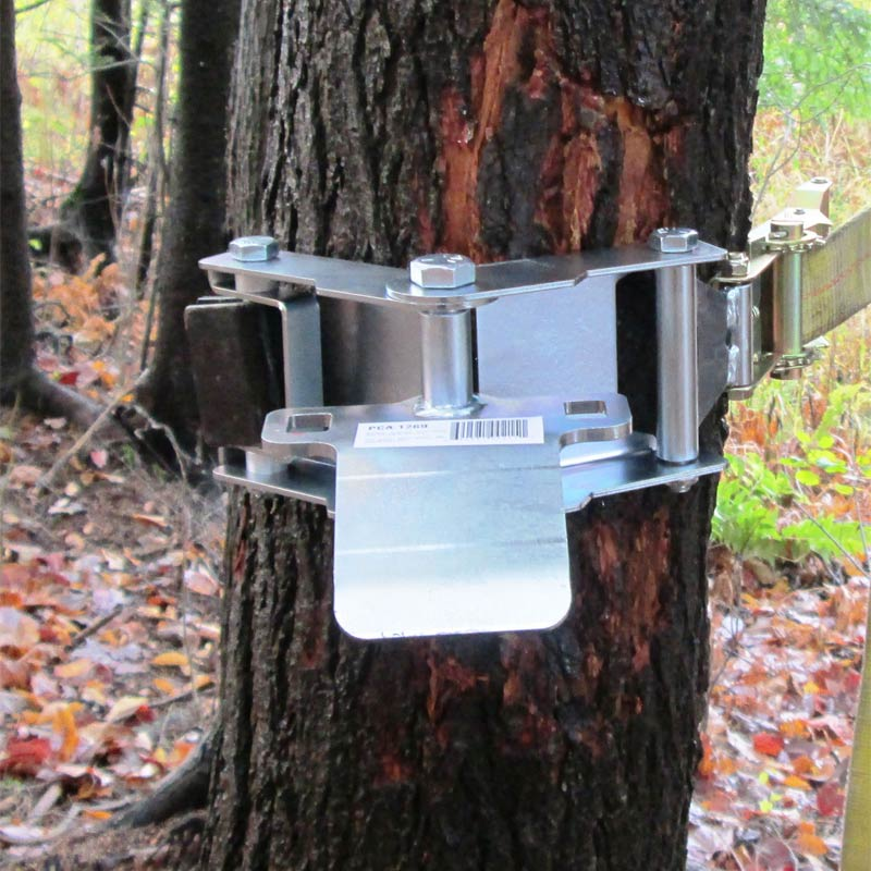 Tree Mount Winch Ancho With Strap Pca1269